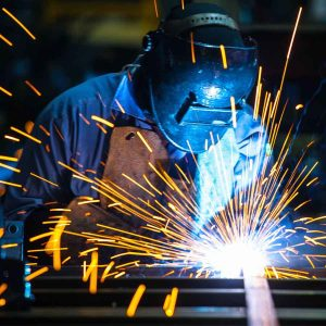 Linden Marine welding and fabrication